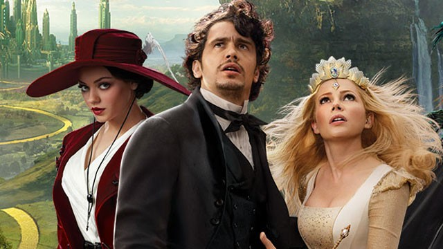 5 THINGS YOU NEED TO KNOW: Oz the Great and Powerful