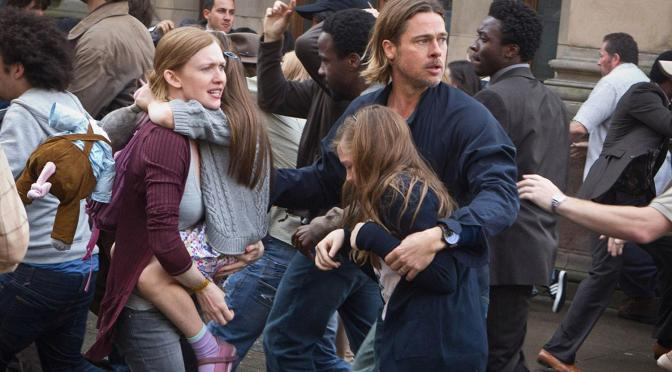 5 THINGS YOU NEED TO KNOW: World War Z