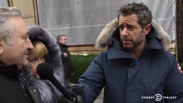 """TV Moment of the Week: Jason Jones of """"The Daily Show"""" explores homophobia in Russia"""