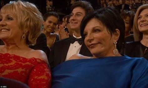 Liza's reaction