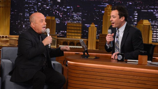 Jimmy Fallon and Billy Joel Doo-Wop
