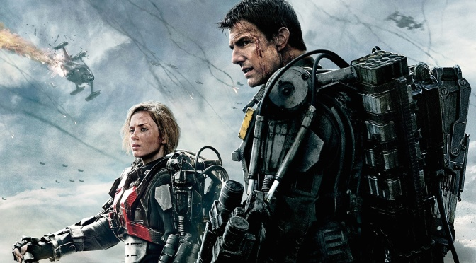 5 Things You Need to Know: EDGE OF TOMORROW